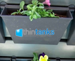 thinpots vertical gardens